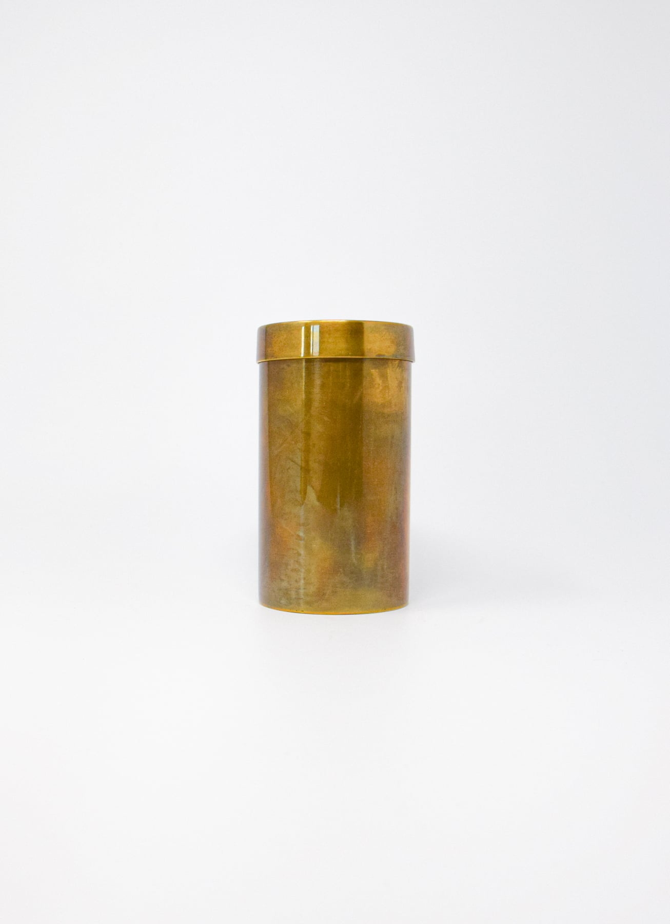Bellocq - Atelier Candle - Brass Candle Holder - Gipsy Caravan