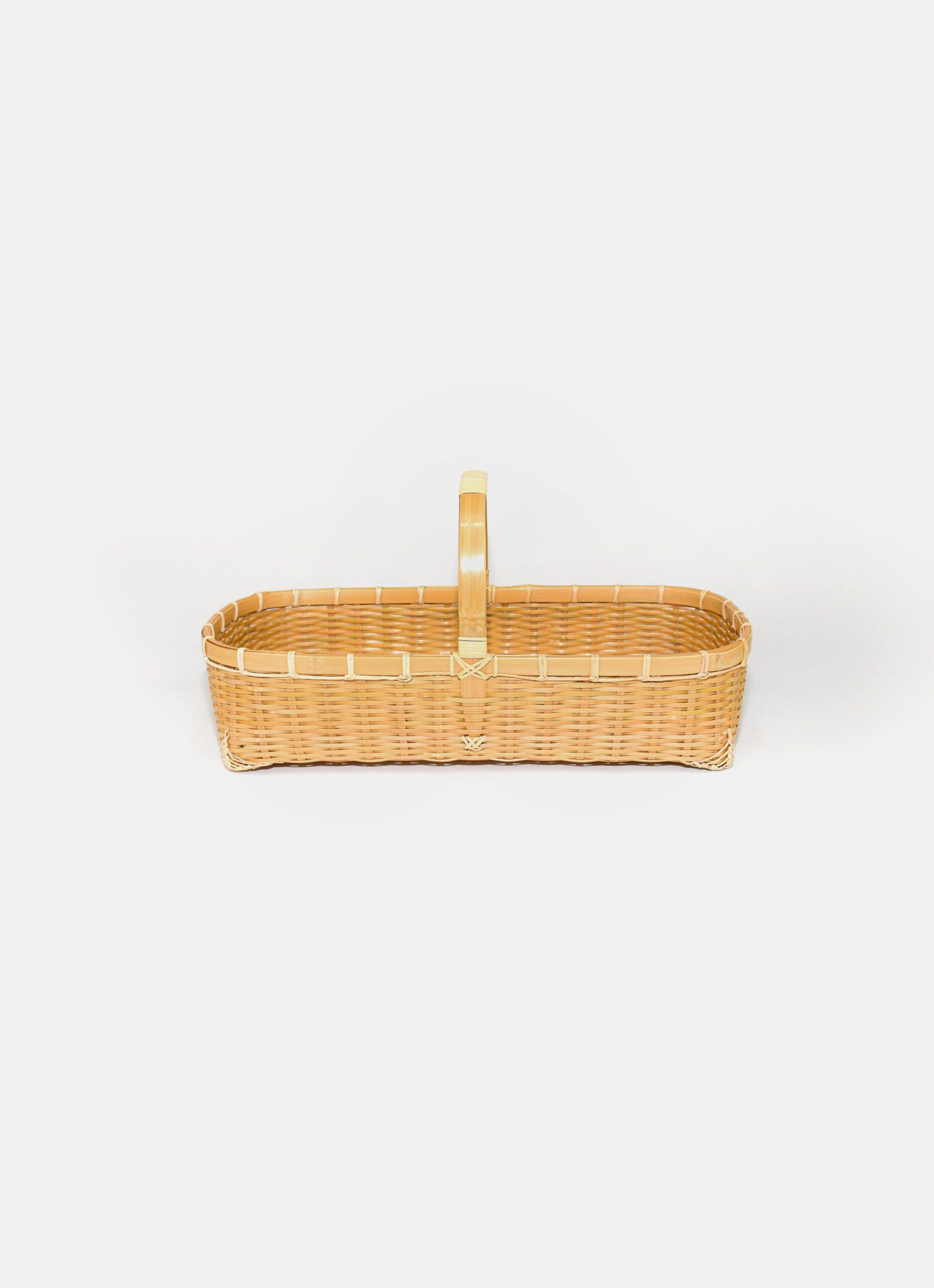 Kohchosai Kosuga - Handmade Japanese Bamboo Bread Basket