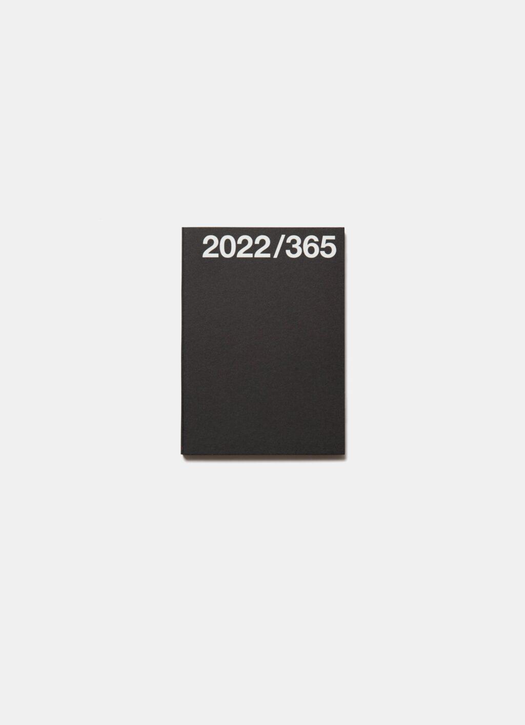 Marjolein Delhaas - 2022 Basic Diary - Night