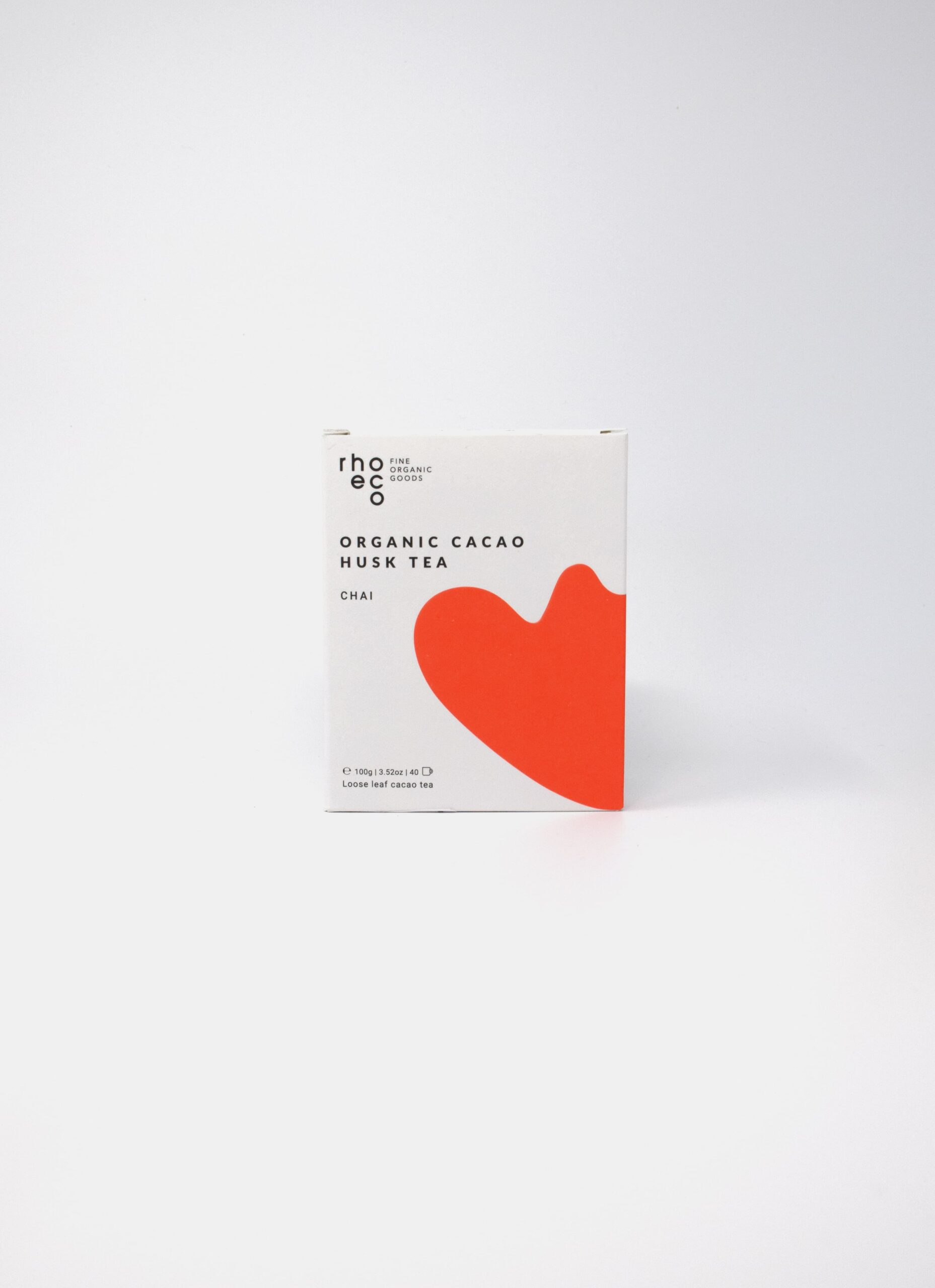 Rhoeco - Organic Cacao Husk Tea - Chai - 100g