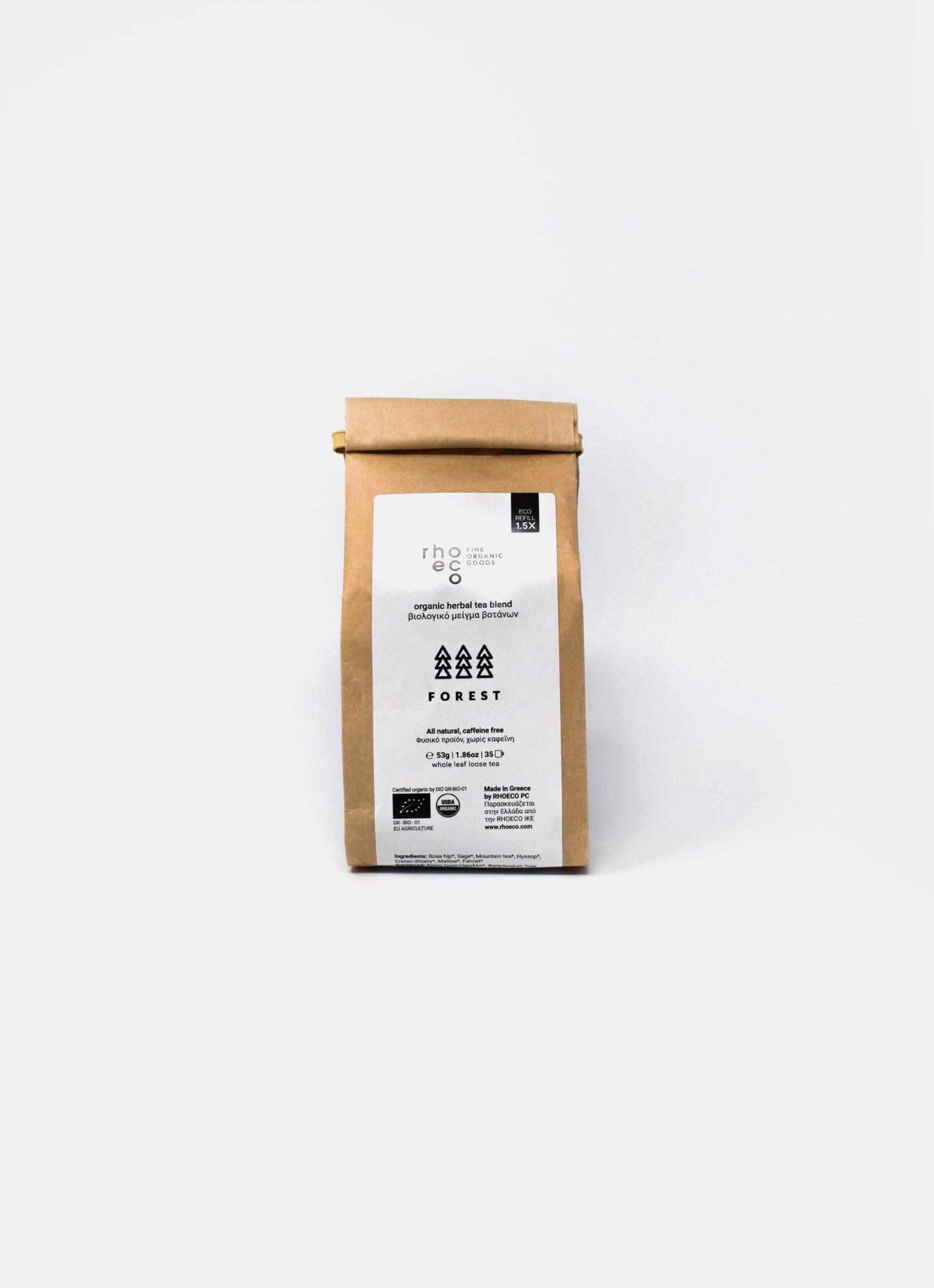 Rhoeco - Organic Tea - Forest - 53g