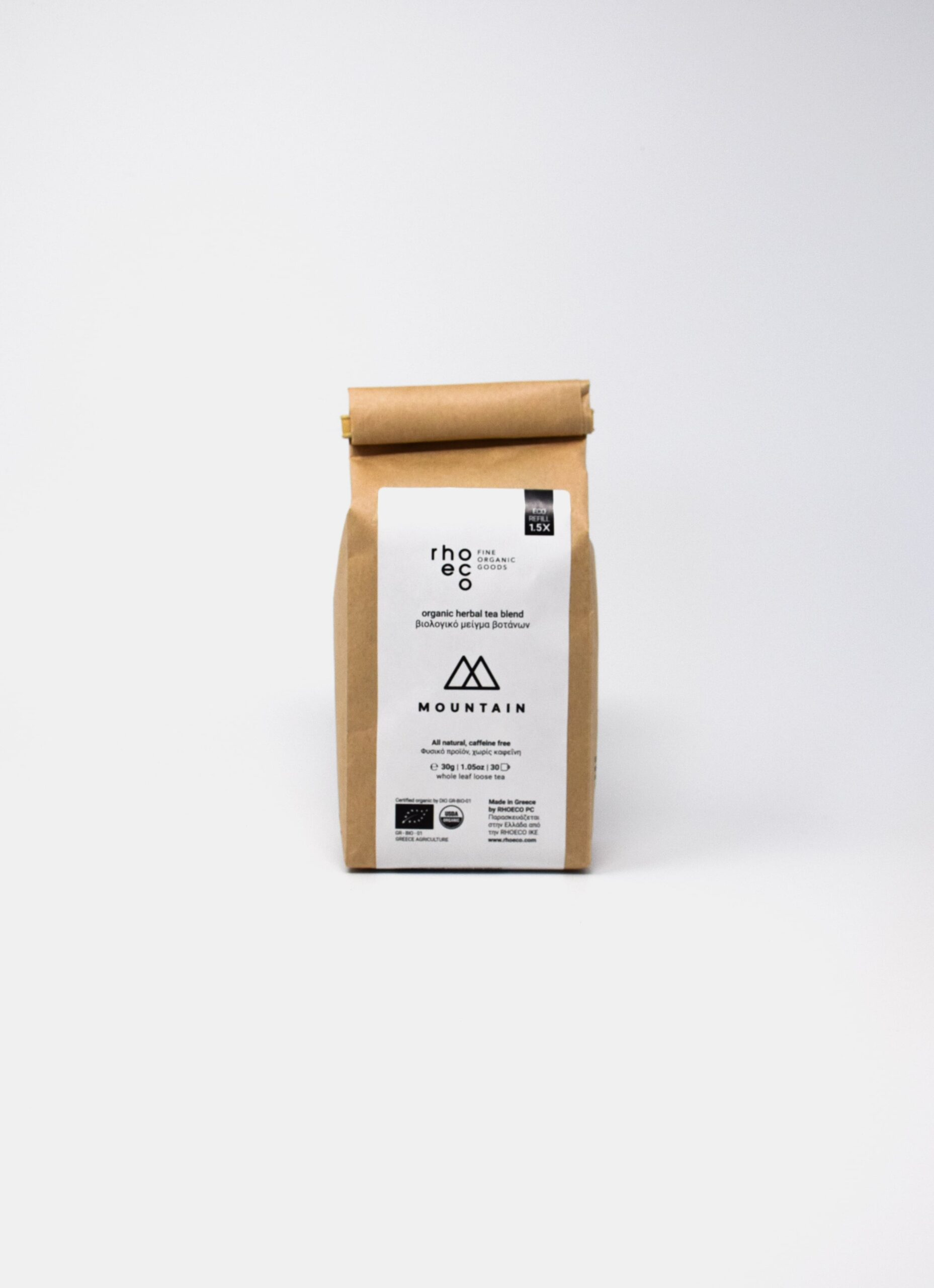 Rhoeco - Organic Tea - Mountain - 53g