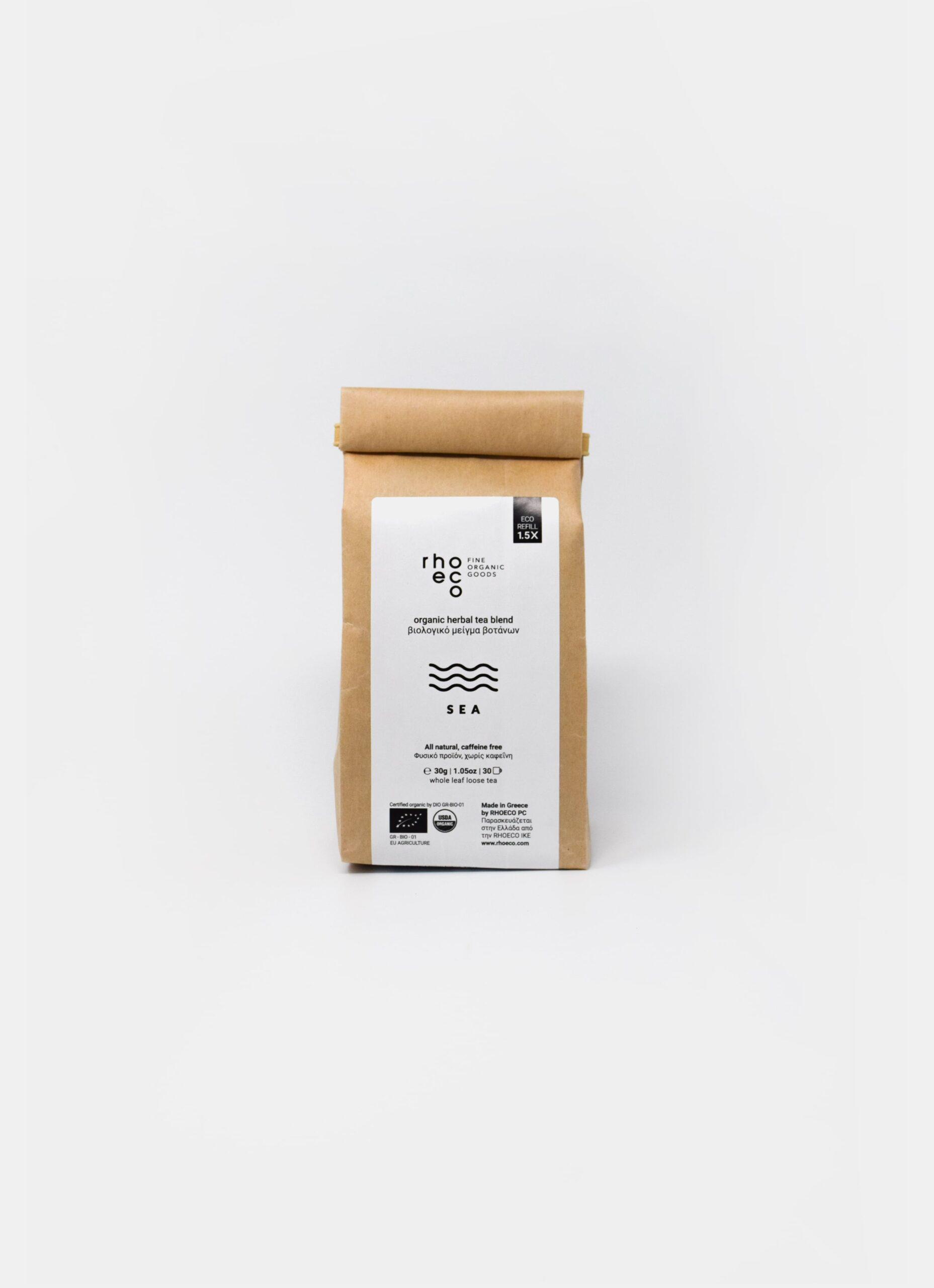 Rhoeco - Organic Tea - Sea - 53g