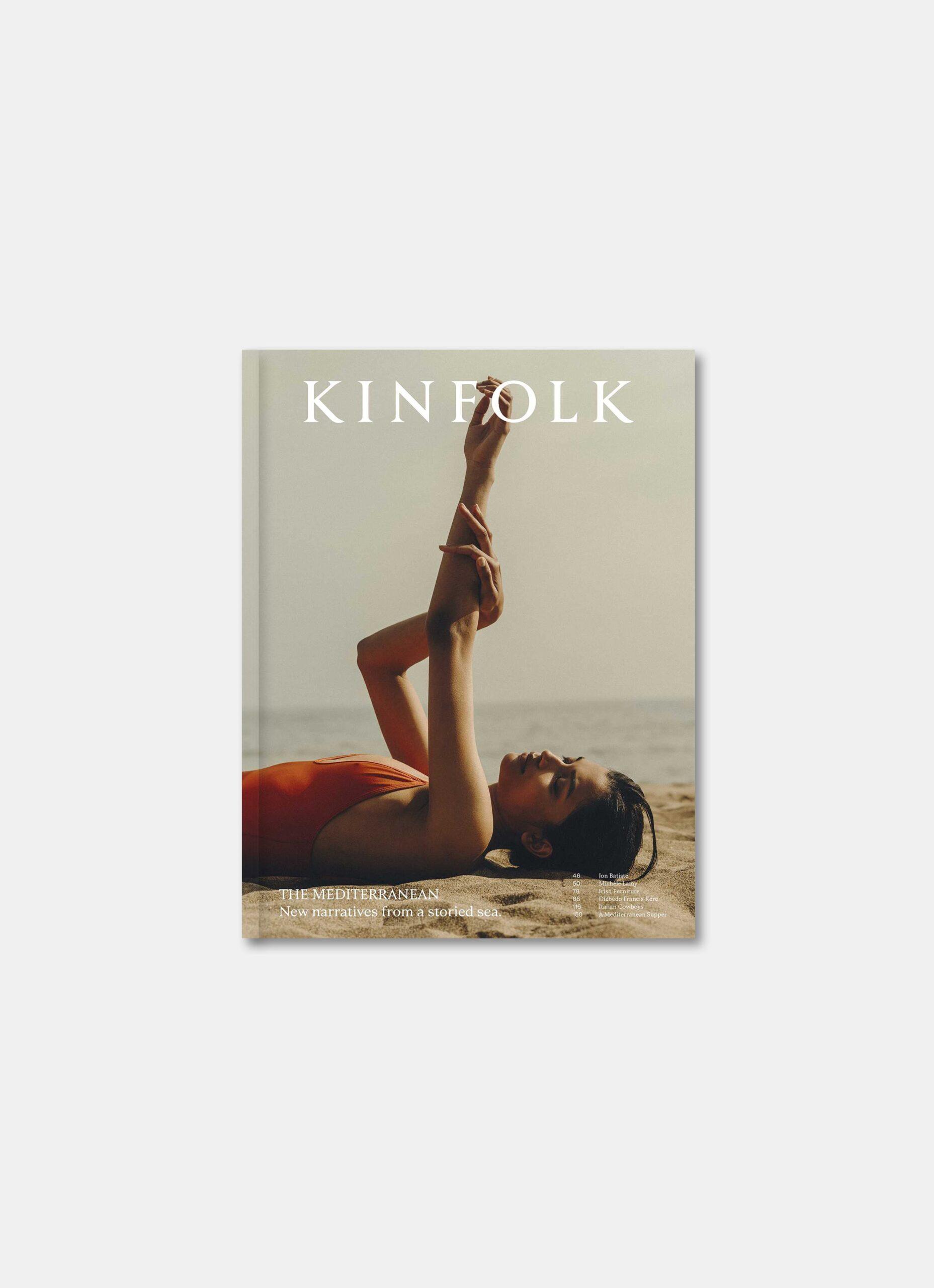 Kinfolk Magazine - Issue 41 - The Mediterranean