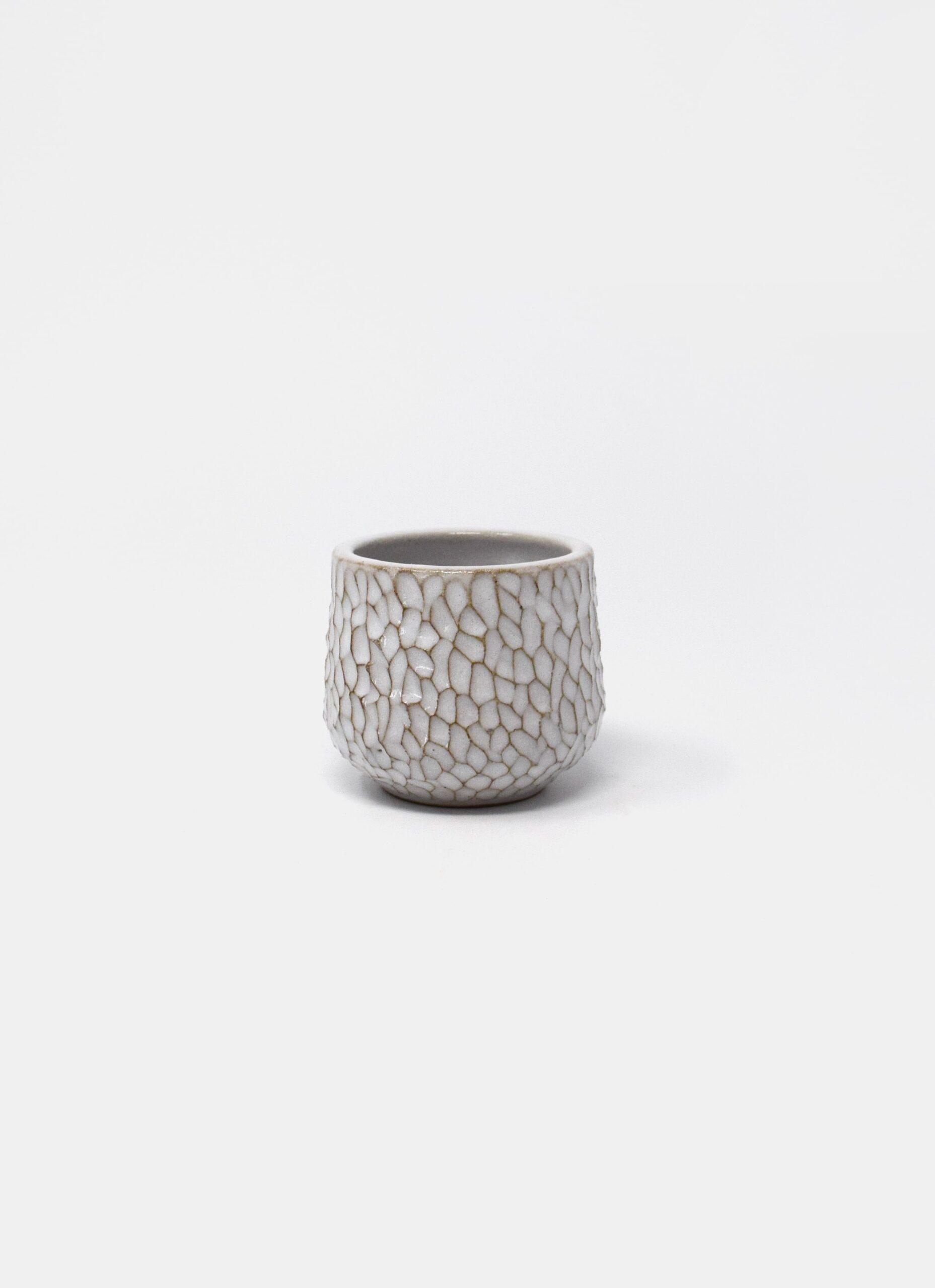 Aurore Vienne - Carved Ceramic - Cup