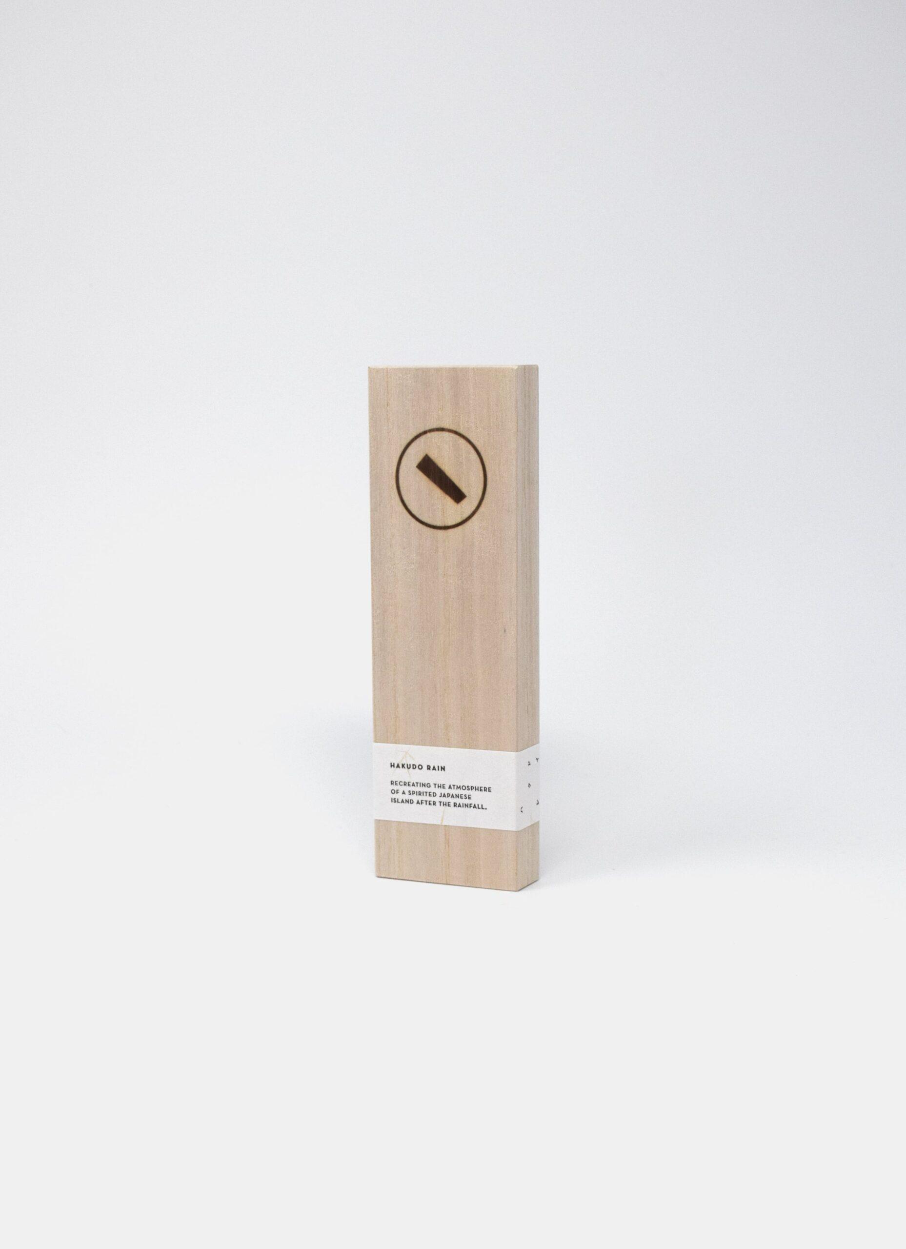 Aoiro Studio - Hakudo Rain - Incense Sticks - Box of 30