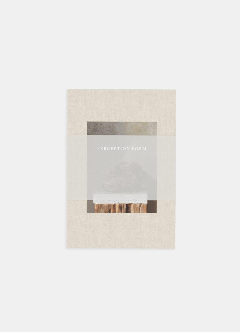 Frama - Perception Form - Book