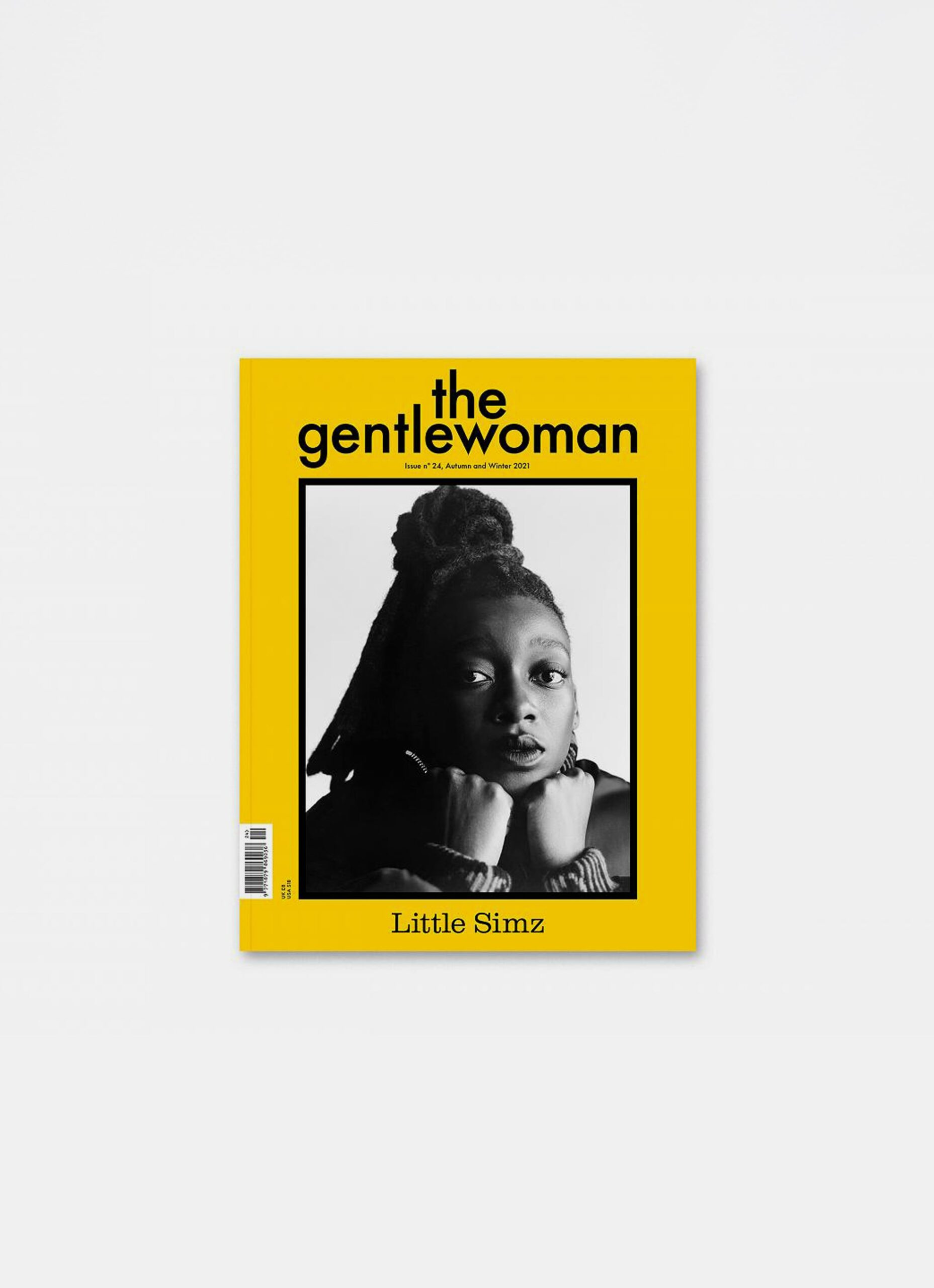 The Gentlewoman - Issue 24 for Autumn and Winter 2021 - Little Simz